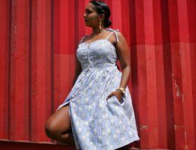Mimi G Jessica Dress Full